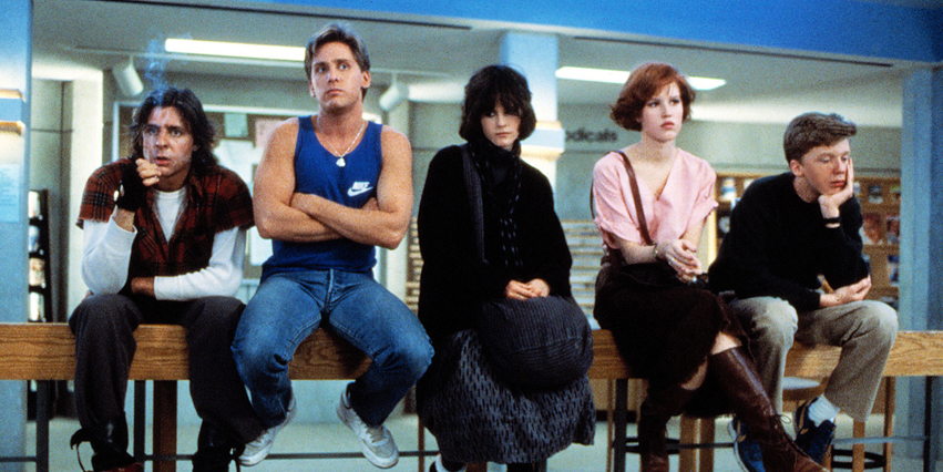 (Ein abendlicher) Cinema Next Breakfast Club
