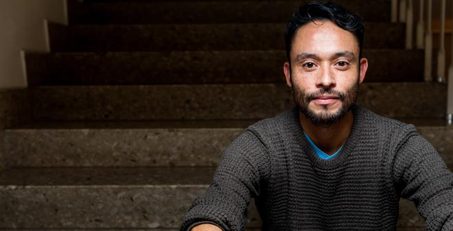 Pablo Leiva   BKA Start-Stipendiat 2014