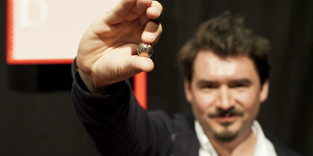 "Lukas Valenta Rinner. Regisseur Diagonale-Preisträgerfilm ""Die Liebhaberin"""