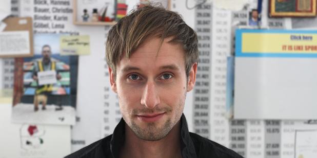 Christoph Schwarz | Medienkünstler und Filmemacher
