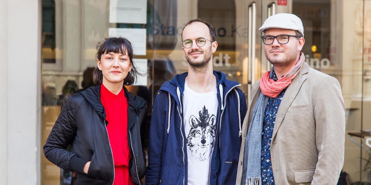 Wiktoria Pelzer, Stefan Messner & Florian Widegger | KinomacherInnen