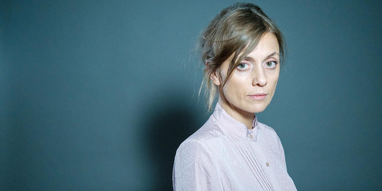 Magdalena Chmielewska. Regisseurin von »Am Himmel«
