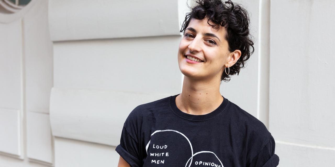 Franziska Kabisch | Filmemacherin, BKA Startstipendiatin 2019