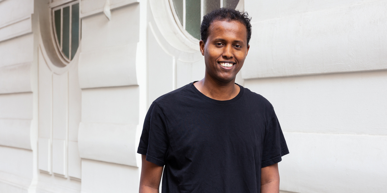 Mo Harawe | Regisseur & Drehbuchautor, BKA Startstipendiat 2019