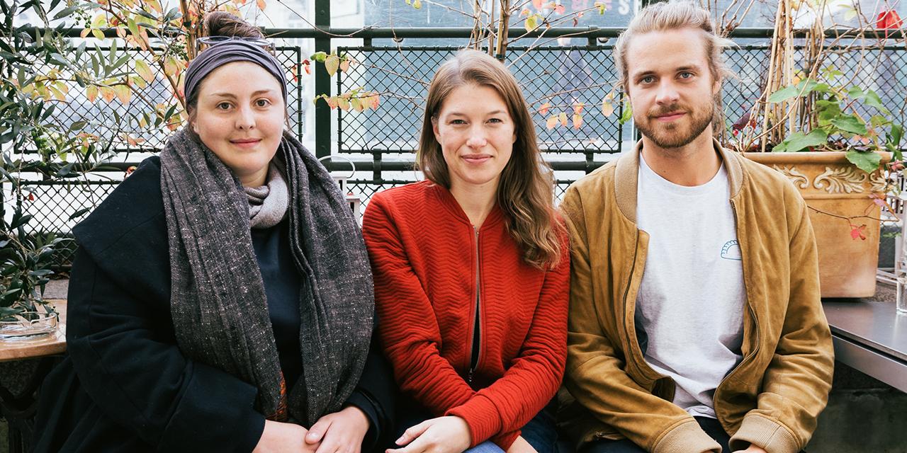 Theda Schifferdecker, Nora Czamler & Ken Rischard | TonmeisterInnen und SounddesignerInnen