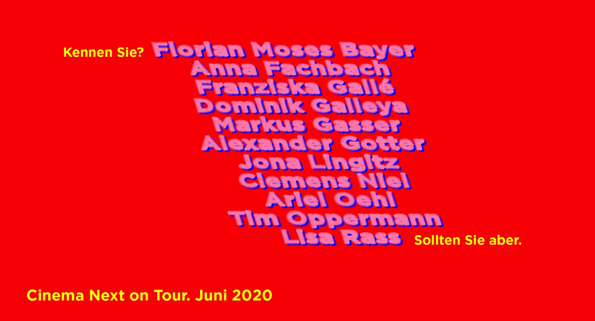 Graz-Programm. Host: Schubertkino