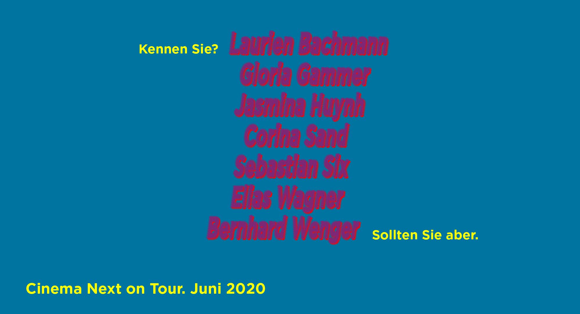 Linz-Programm. Host: Moviemento