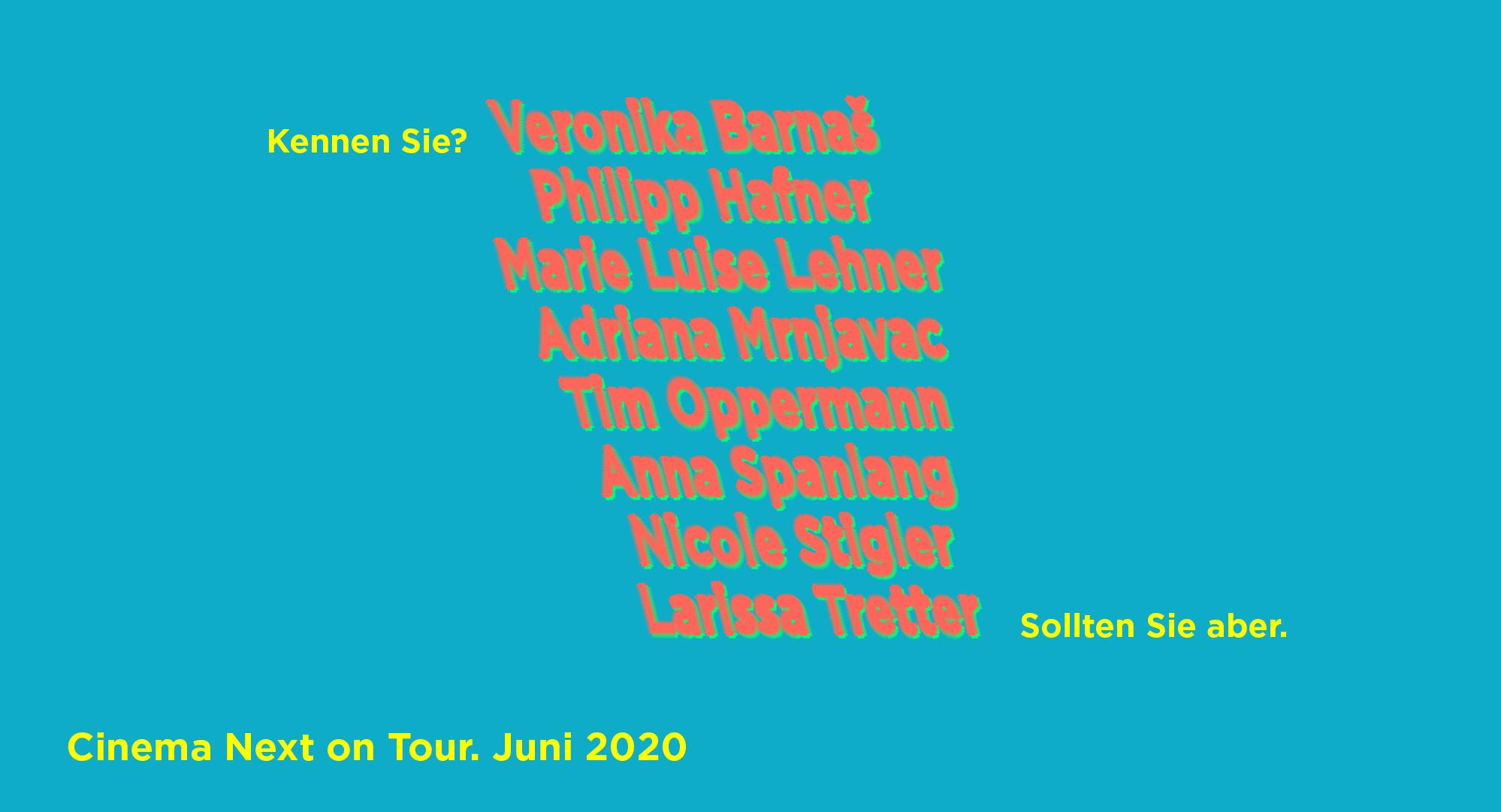 Wien-Programm. Host: Gartenbaukino
