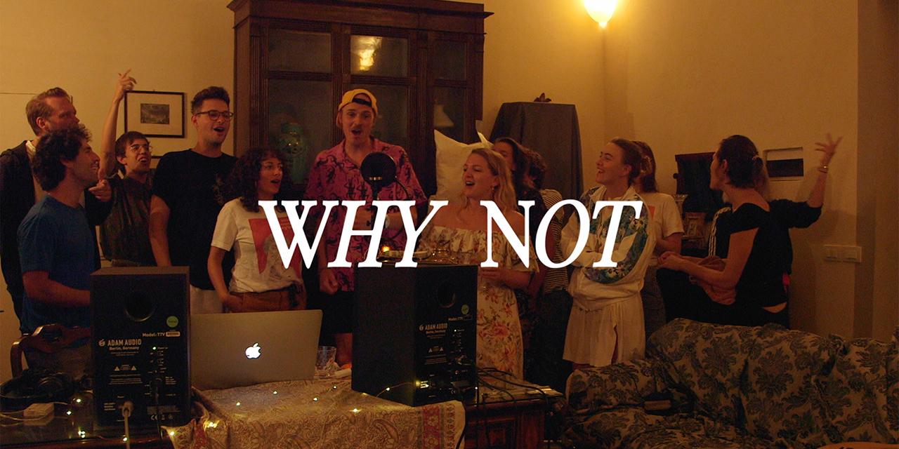 im VOD CLUB: Why Not